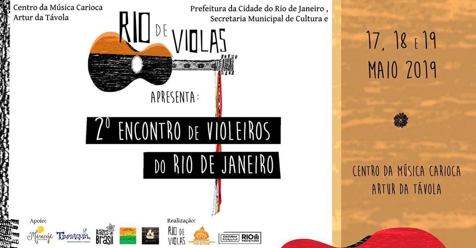 A viola ganha força no circuito cultural carioca