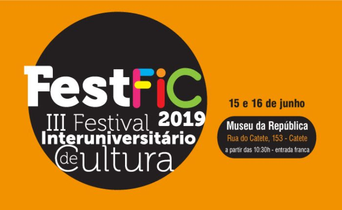 III FestFIC expõe produção cultural das universidades públicas do RJ