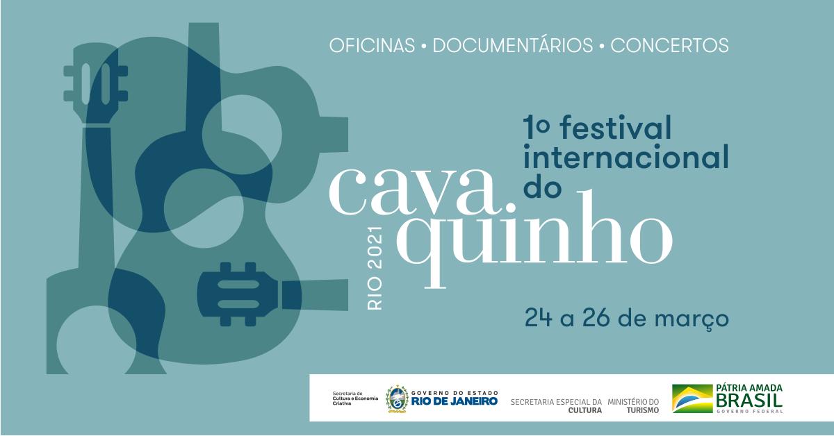 I Festival Internacional de Cavaquinho acontece a partir de hoje